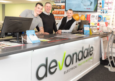 Devondale Branch Refurb