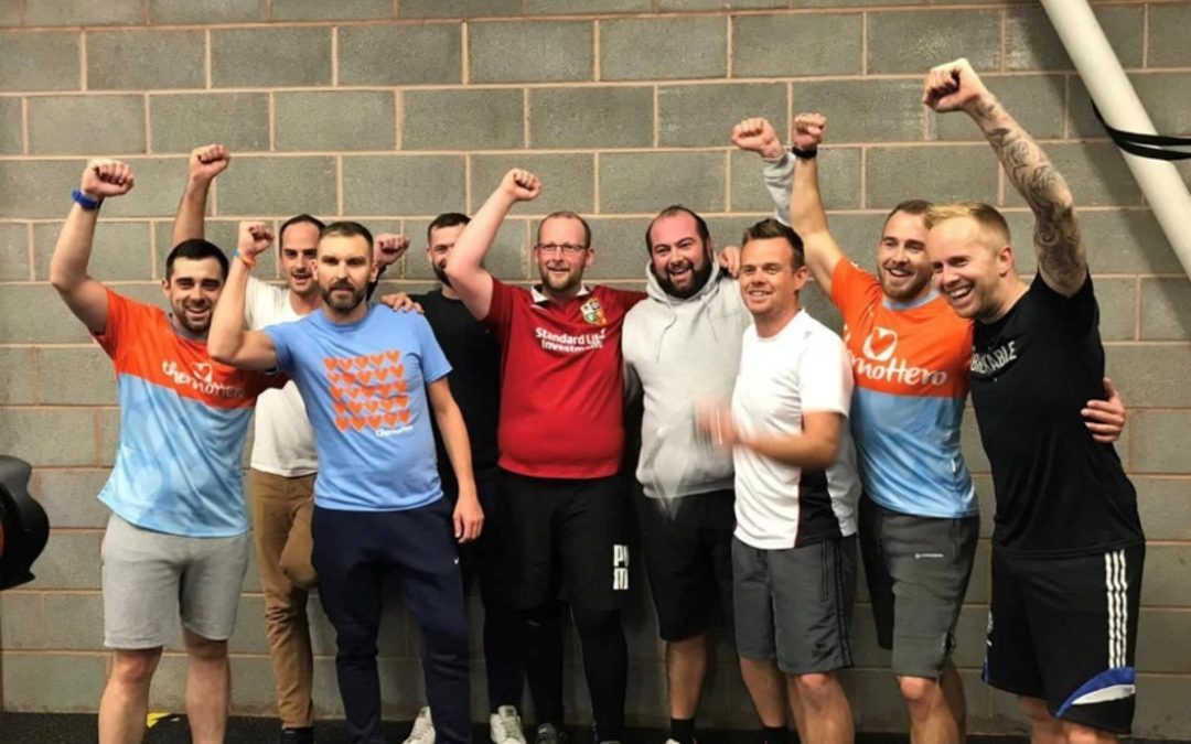 Prowler Push for Charity