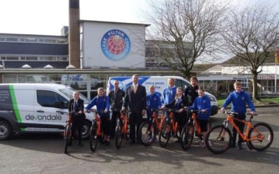 Bikes for Pilton Community College
